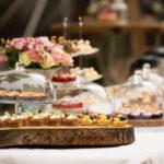 bruiloft taartjes